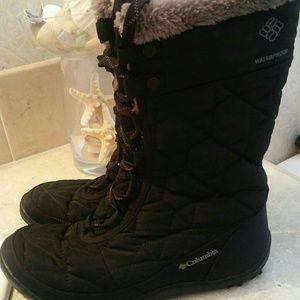 Nice Columbia winter boots waterproof